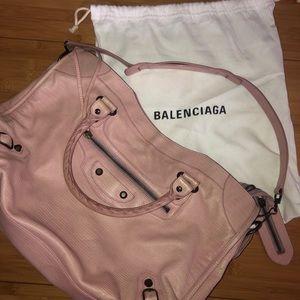 Balenciaga 10 Year Anniversary Motocross Purse